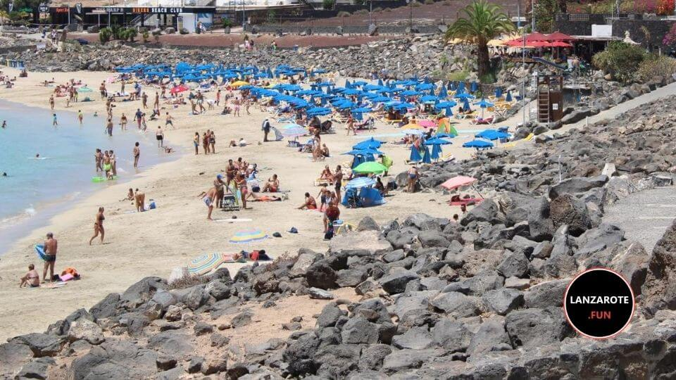Playa Dorada - Playa Blanca Lanzarote