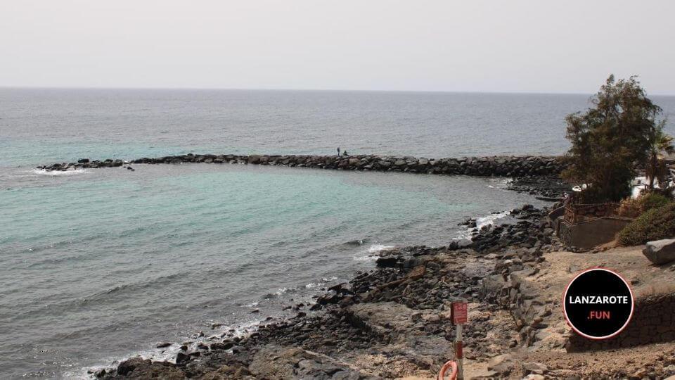 Playa El Ancla Costa Teguise