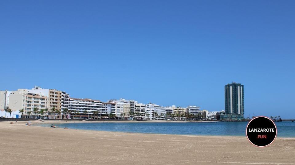 Playa El Reducto - Lanzarote fun
