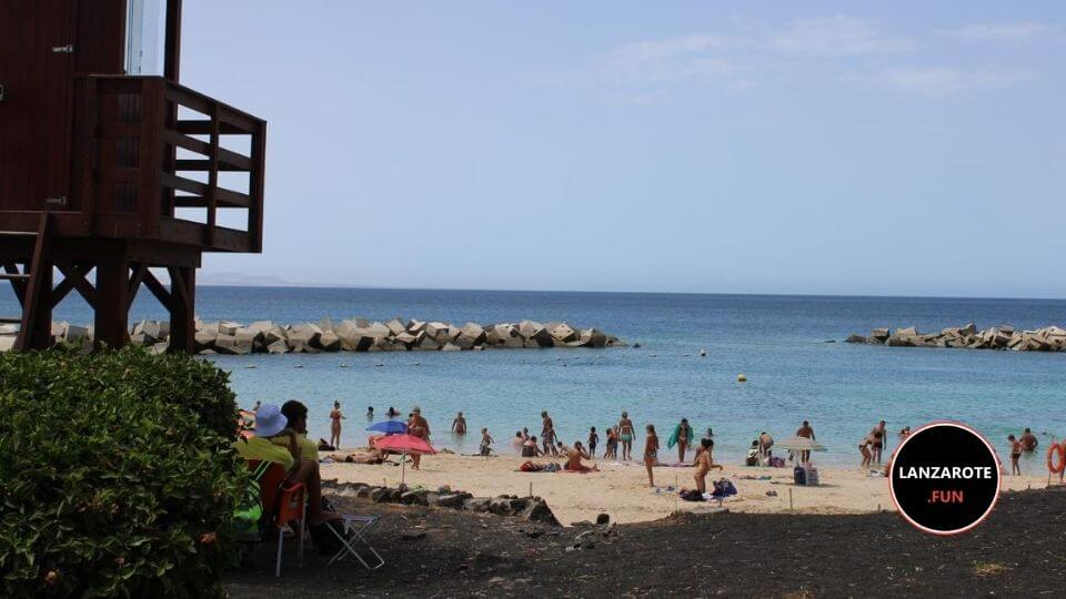 Playa Flamingo - Playa Blanca