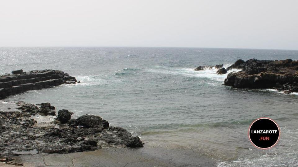 Playa La Caleta de Guatiza - Guatiza