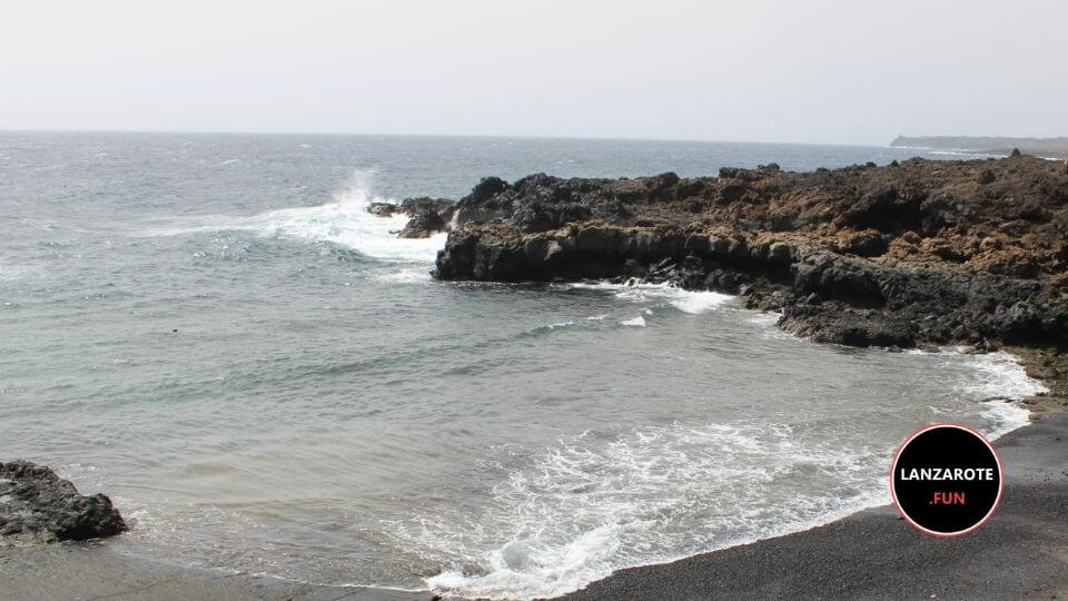 Playa La Caleta de Guatiza