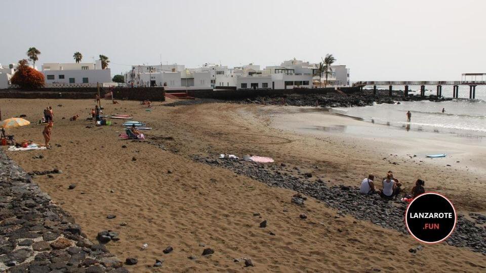 Playa La Garita -