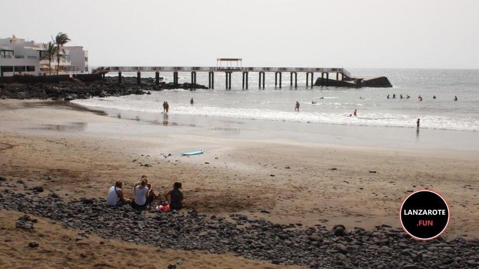 Playa La Garita - Arrieta