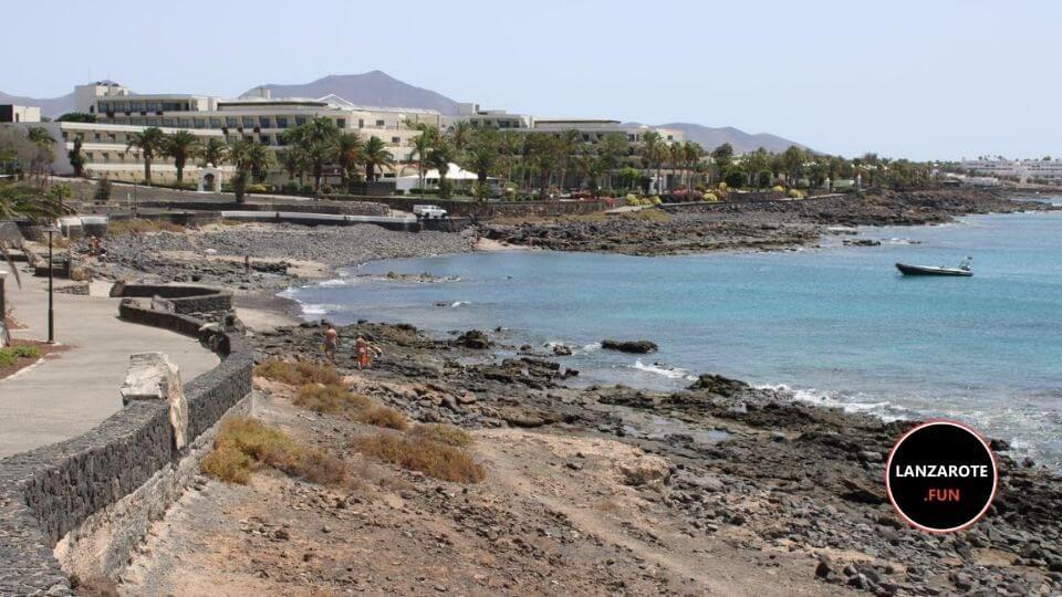 Playa La Mulata Lanzarote - Playa Blanca