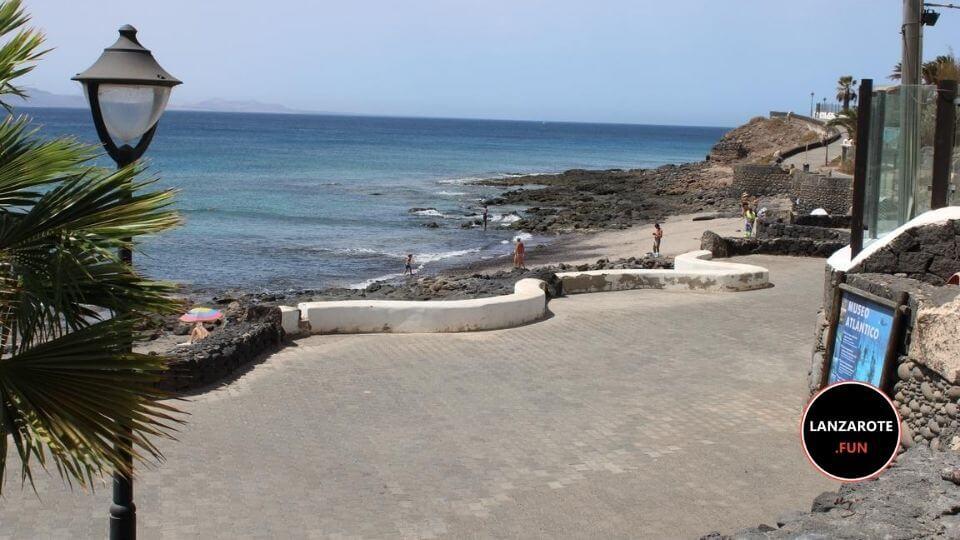 Playa La Mulata Playa Blanca