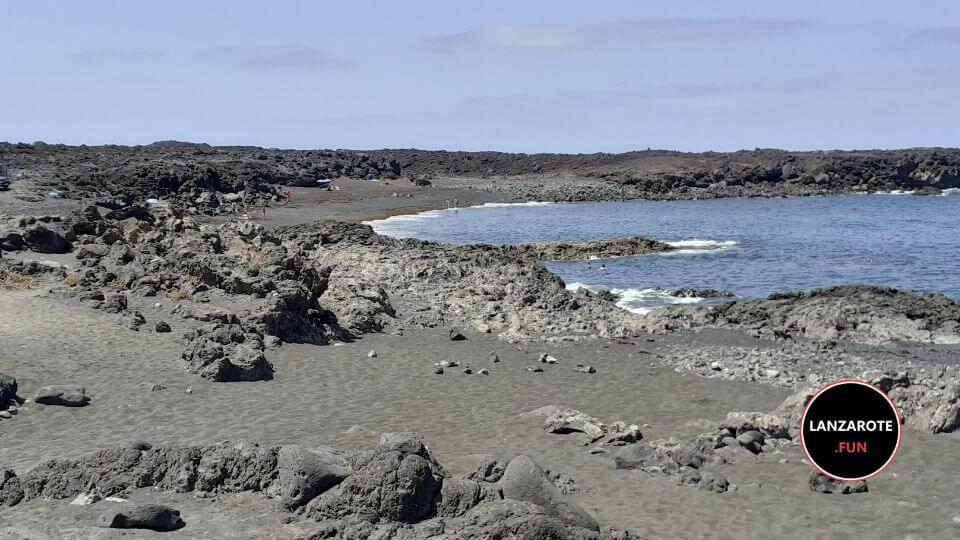 Playa Las Malvas - LAnzarote Fun