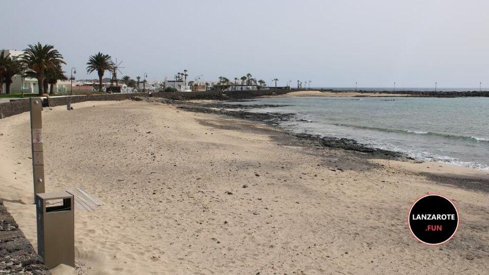 Playa Los Charcos - Teguise