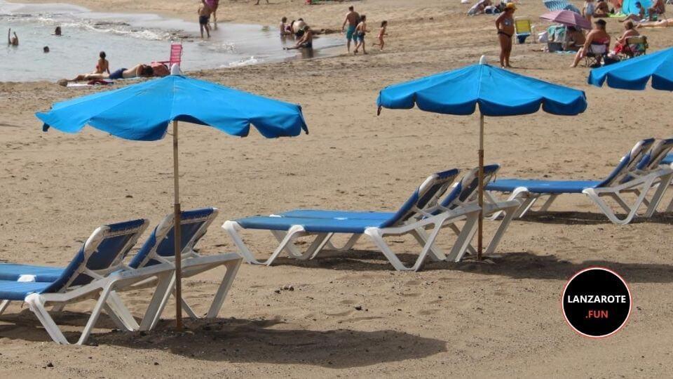 Playa Los Pocillos - Puerto del Carmen