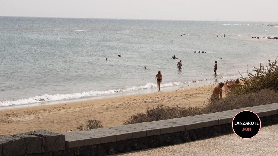 Playa Matagorda Puerto del carmen