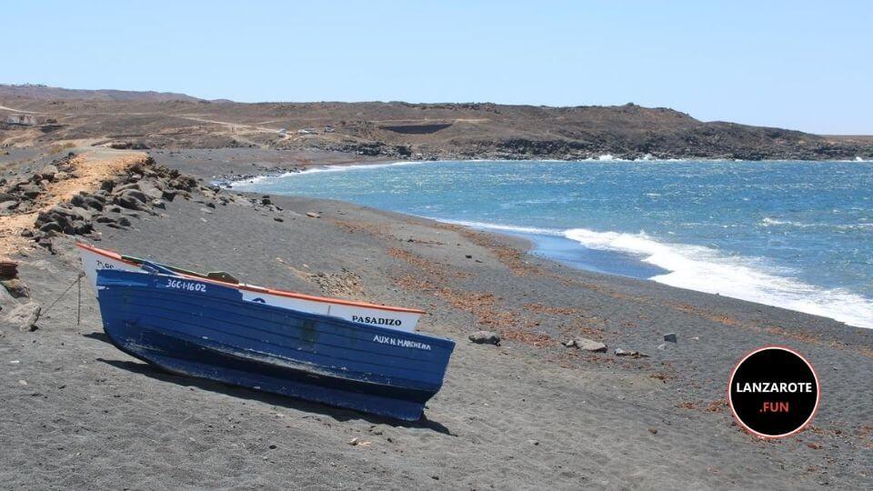 Playa de Janubio El Golfo