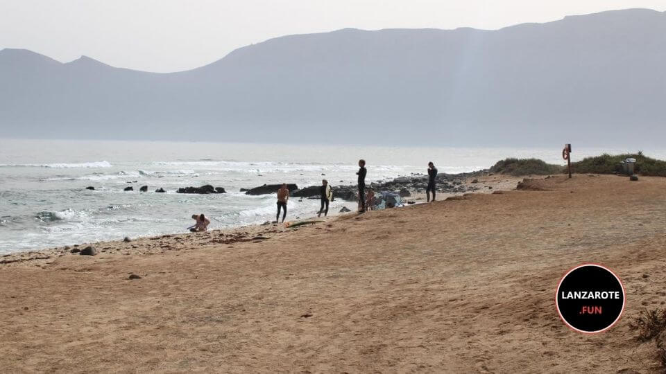 Playa de San Juan - Caleta de Famara