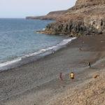 Playa de la Arena   Lanzarote