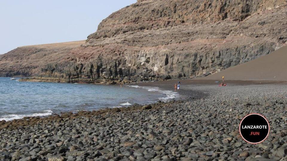 Playa de la Arena Zona Sureste
