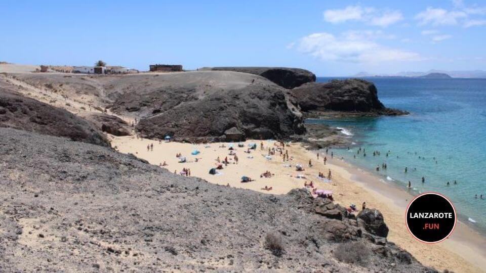 Playa de la Cera - Playas de Papagayo