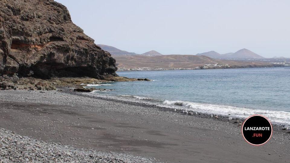 Playa de la fuentecilla Lanzarote