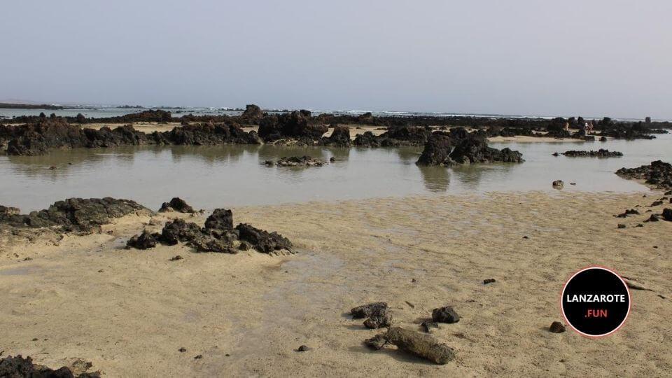Playa del Caletón Blanco Órzola