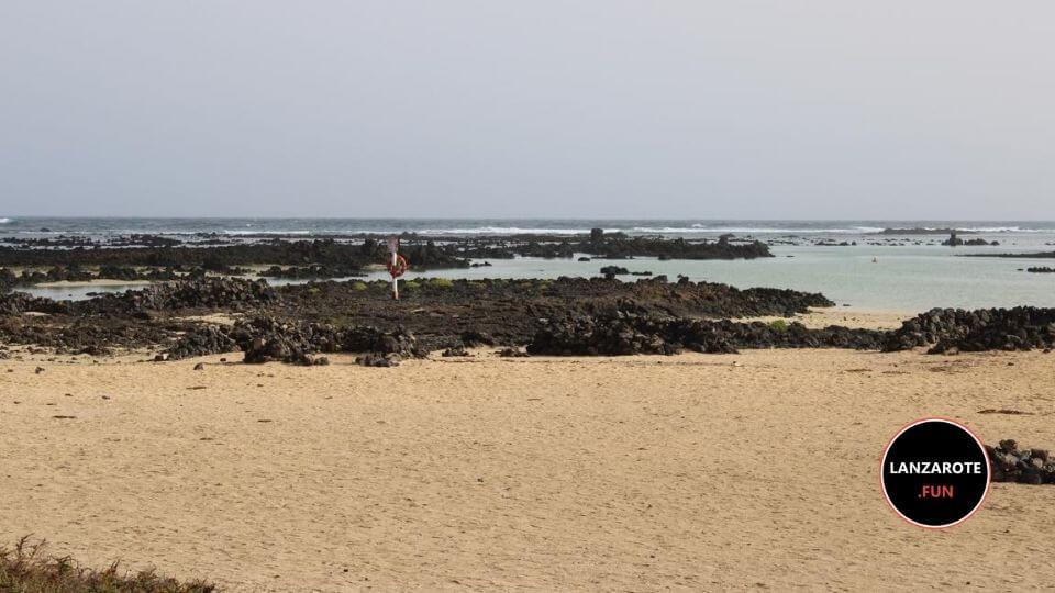Playa del Caletón Blanco - Zona Norte