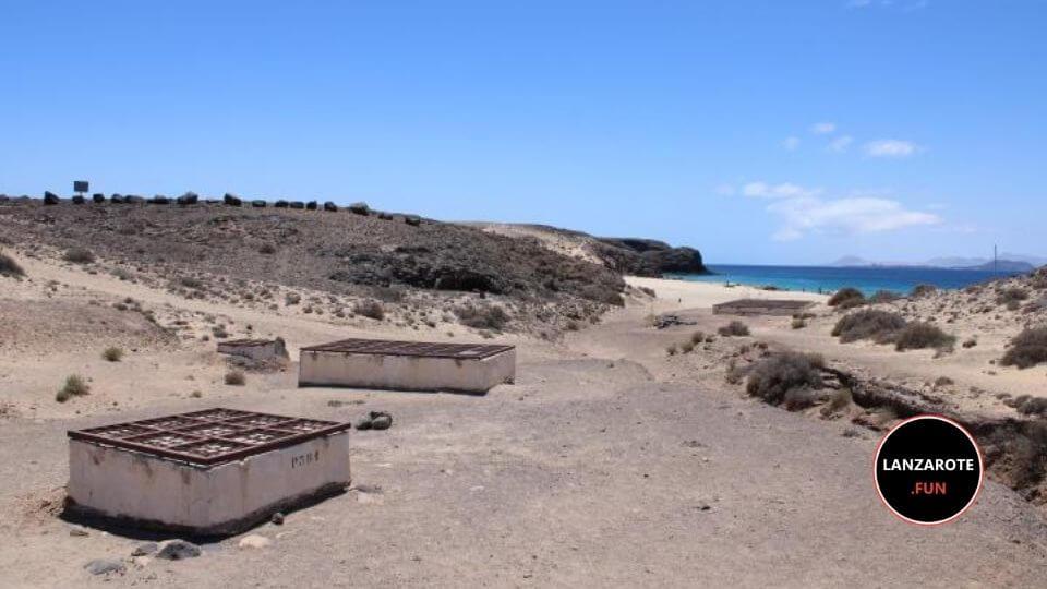 Playa del Pozo - Playa Blanca