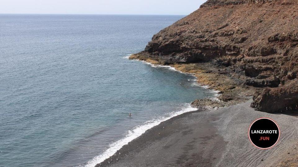 Playa del Valle de la Casa Zona sureste