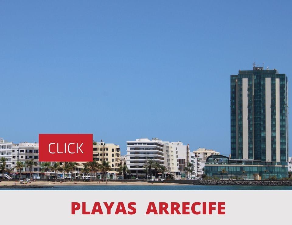 Playas Arrecife