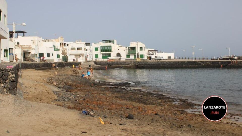Playas Lanzarote - Playa Caleta de Famara