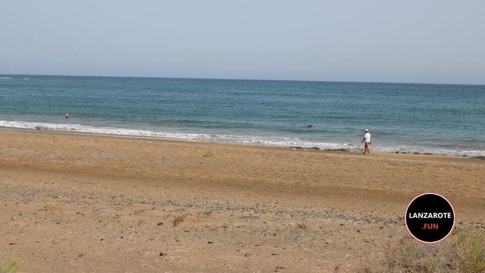 Playas Lanzarote - Playa Guacimeta