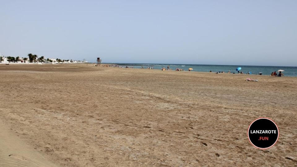 Playas Lanzarote - Playa Honda
