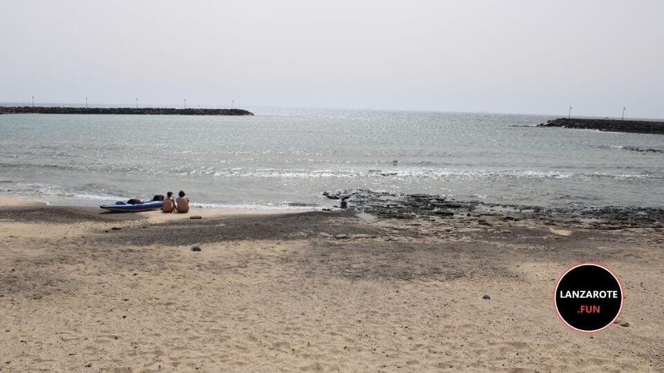 Playas Lanzarote - Playa Los Charcos