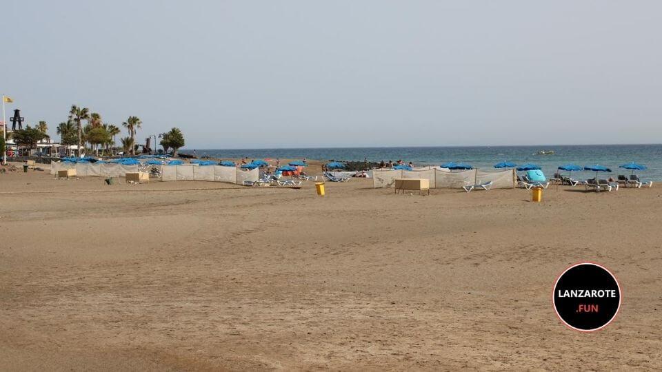 Playas Lanzarote - Playa Los Pocillos