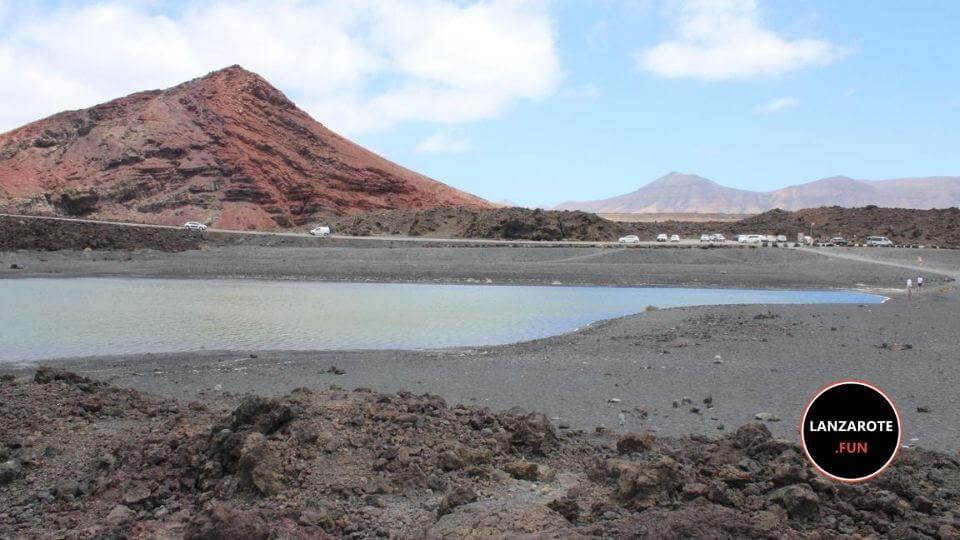 Playas Lanzarote - Playa Montaña Bermeja