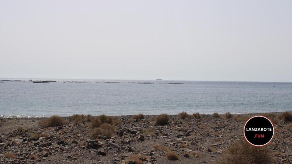 Playas Lanzarote - Playa d ela fuentecilla