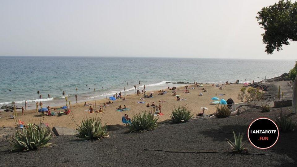 Playas Lanzarote - Playa del Barranquillo