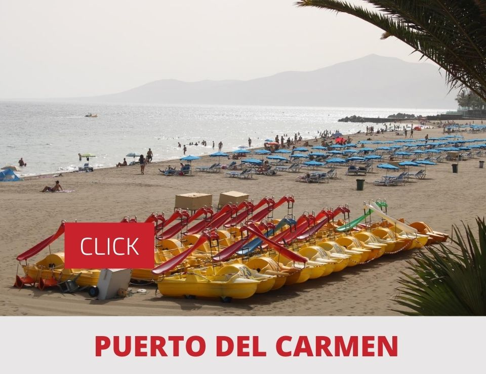 Playas Puerto del Carmen