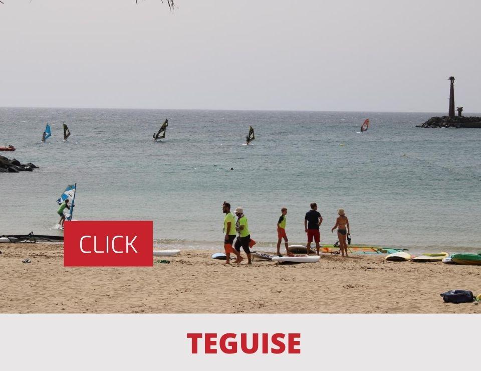 Playas Teguise