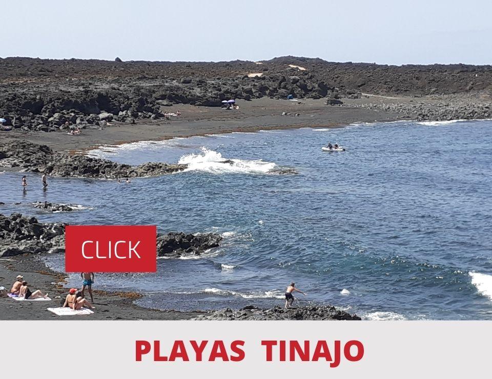 Playas Tinajo