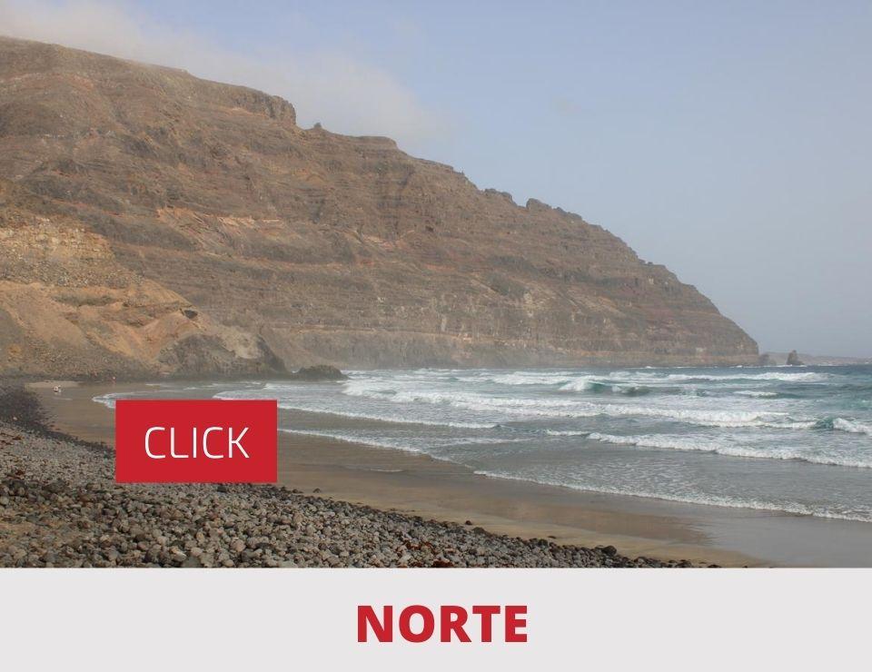 Playas Norte Lanzarote