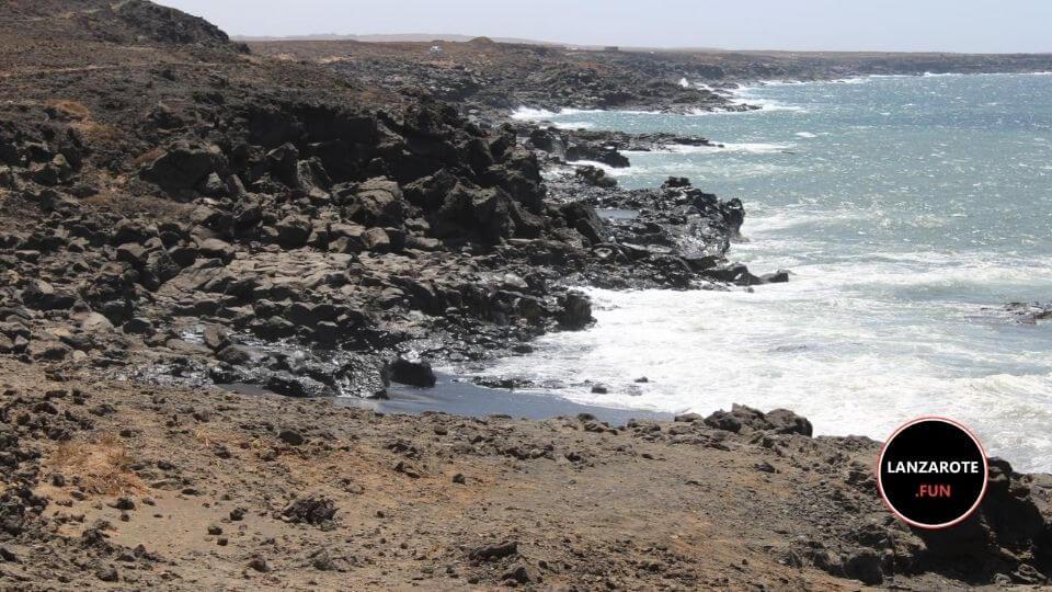 Playas de El Golfo - Janubio