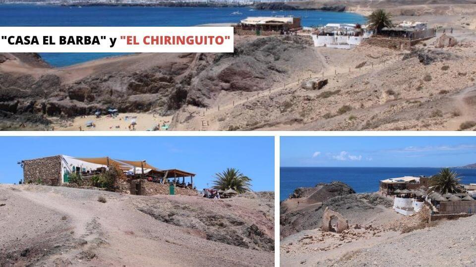 Donde comer en Playa de Papagayo