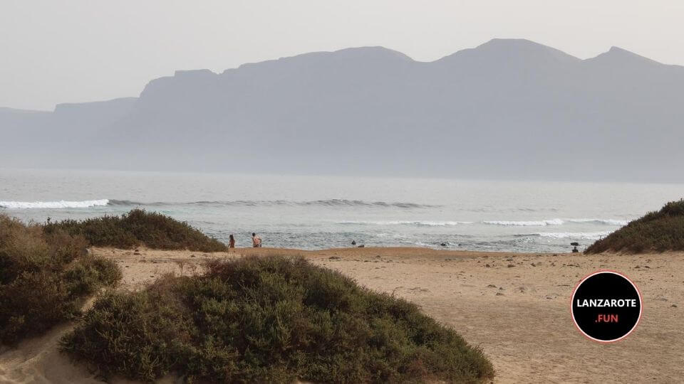 Playas en LAnzarote