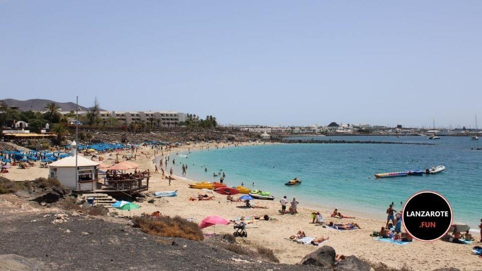 Playas en Playa Blanca Playa Dorada