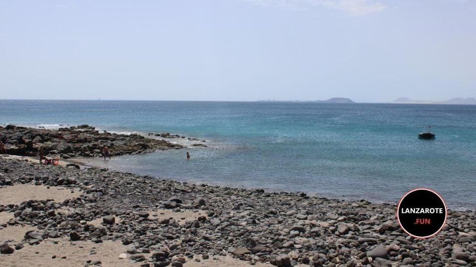Playas en Playa Blanca
