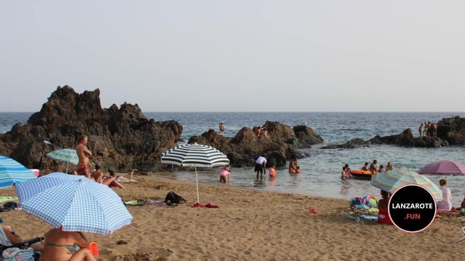 Playas en Puerto del Carmen - Playa Chica