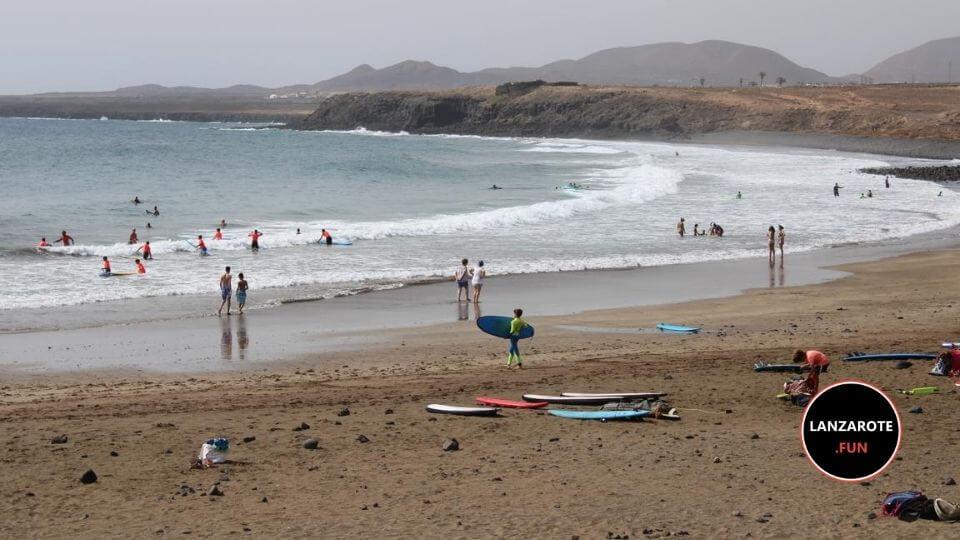 Playas en Zona Norte Lanzarote