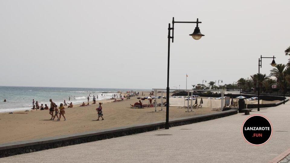 Puerto del carmen - Playa de Matagorda