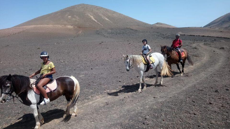 Excusrsiones a caballo