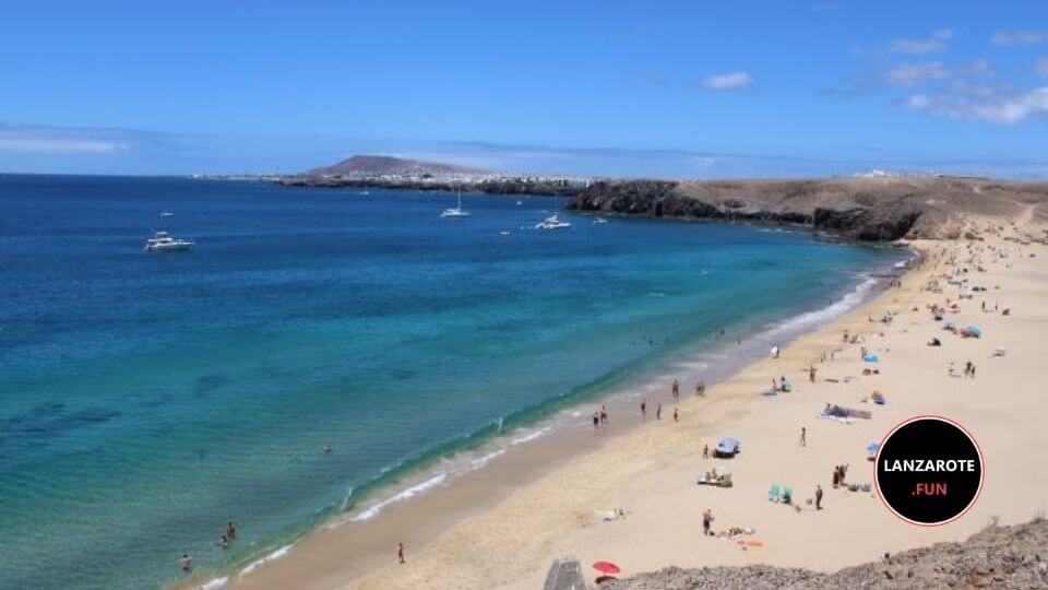 Qué hacer en Lanzarote - Visitar Playa Mujeres