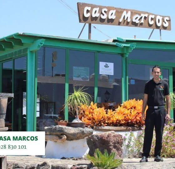 Restaurante Casa Marcos