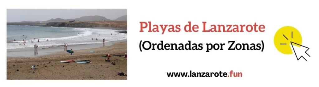 Todas las Playas de Lanzarote